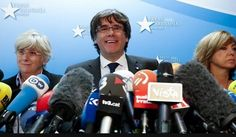 FOW 24 NEWS: Catalonia: Sacked Leaders Due In Madrid Court