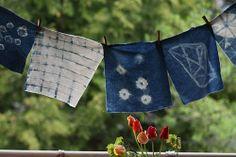 indigo blue flags forever