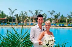 Special wedding day offers at the Olympic Lagoon Resort on the island of Cyprus