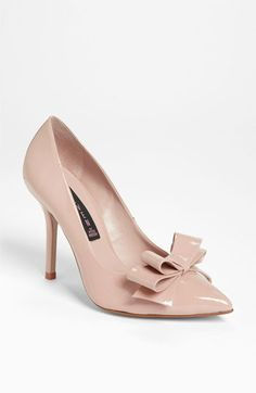 Wedding shoes  ... #White #Pastel #Rose #Pale #Pink #Blush Wedding... #Wedding #Ideas for brides, grooms, parents & planners ... https://itunes.apple.com/us/app/the-gold-wedding-planner/id498112599?ls=1=8 … plus how to organise an entire wedding, with the money you have available. ♥ The Gold Wedding Planner iPhone #App ♥