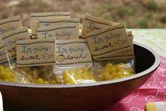 Lemonhead Party Favors