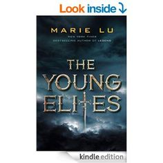 The Young Elites by Marie Lu is an exciting new novel that brings us into a world both unique and familiar. Read an excerpt from The Young Elites. Fantasy Books To Read, Great Books To Read, While We're Young, Crime Books, Ya Books, Book Review, Bestselling Author, Book Lovers, Reading