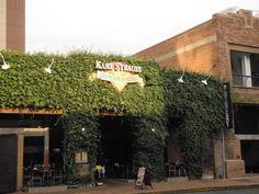 Restaurant: Karl Strauss Brewery & Grill –San Diego, Californië Miquelli's Amerikablog