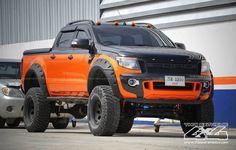 Foreign Ford Ranger