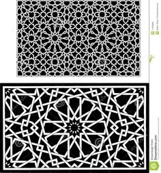 Islamic Patterns - Download From Over 51 Million High Quality Stock Photos, Images, Vectors. Sign up for FREE today. Image: 11450808
