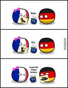 A francia és a német neveltetés közötti különbség - NEMKUTYA