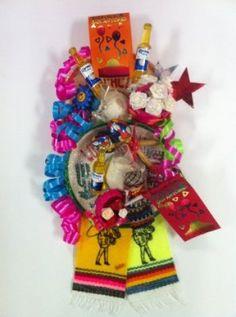"2012 Original Fiesta Medal  ""Fiesta San Antonio"" by Lucelva Bernal (René A. Guzman/San Antonio Express-News) / SA"