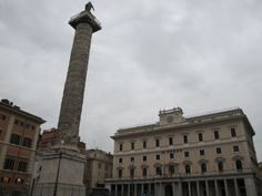 Coluna de Marco Aurélio - Roma.