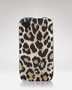 kate spade new york iPhone Case - Leopard Ikat | Bloomingdale's