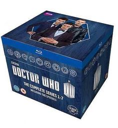 #Doctor who: the #complete series 1-7 box set #(blu-ray),  View more on the LINK: 	http://www.zeppy.io/product/gb/2/201465652746/