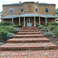 Kingsford homestead SA
