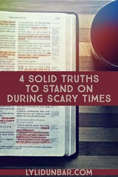 4 Solid Truths to St