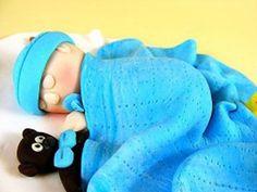Beba od fondana   Minjina Kuhinjica