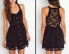 Black dress :*
