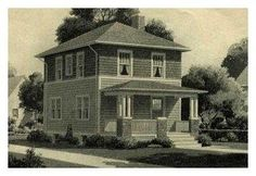 Sears Roebuck Kit Homes  BY YEAR OF INTRODUCTION - 1908 TO 1940::Historic House Plans