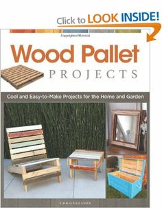 Wood Pallet Projects: Amazon.co.uk: Chris Gleason: Books