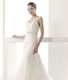 Wedding Dress Jolies Jackie JOAB15406IVBL 2015