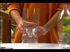 Clowntjes van plastic flessen