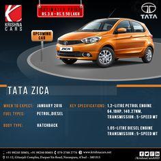 New CAR TATA ZICA   #TATA #ZICA #TATAZICA #NEWZICA #Car #CarDealer #UsedCarDealer #PreOwnedCar #KrishnaCars