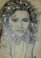 Madonna by fluffyandblonde