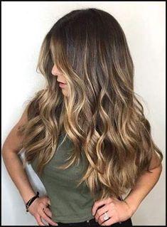 Versuchen Sie, Balayage, Denn Es Ist Der Heißeste Neue Trend, Und ... | Einfache Frisuren