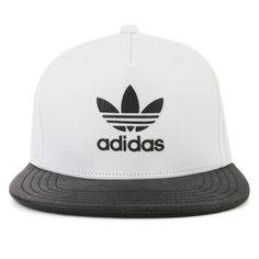 Boné Adidas Snapback Ori Animal Branco/Preto