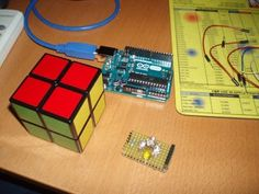 Picture of Done! Plant Watering System, Home Automation System, Arduino, Cube, Lego, Pictures, Diy, Color, Photos