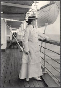 1905, Alice Roosevelt Longworth, daughter of President Theodore Roosevelt, was sailing to Hong Kong as part of the Taft Mission to Asia.
