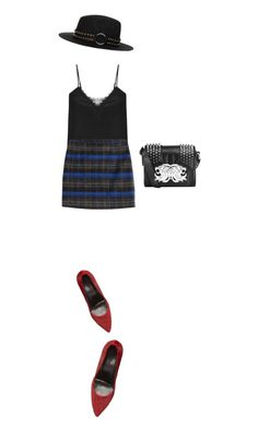 """""""Untitled #2267"""" by misnik ❤ liked on Polyvore featuring The Kooples"""