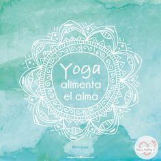 Yoga is not about touching your toes, it is what you learn on your way down. -Jigar Gor-  El yoga te une al presente, el único lugar donde la vida existe. ✨  Disfruta tu práctica!!!  #iloveyoga #díainternacionaldelyoga