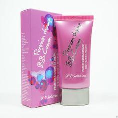 [ NP Solution ] The Premium Snail Shining BB Cream 50ml Whitening / Wrinkle / UV #NPsolution