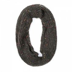 Melange Khaki Knitted Fullah Sugah Snood #knitted #infinity #scarf Winter Is Coming, Infinity, Fashion, Infinite, Fashion Styles, Fashion Illustrations, Trendy Fashion, Moda