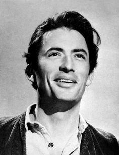 "Gregory Peck en ""El Despertar"" (The Yearling), 1946"