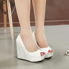 Platform shoes | Wedding shoes