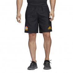 Super Rugby, Adidas Logo, Online Shopping Australia, Adidas Shorts, Boutique, Keep Your Cool, Black Adidas, Scarlet, Soft Fabrics