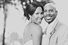 My favorite wedding blog, The Bride's Cafe, featured me and my hubby! Real Wedding: Keshawn and Joseph