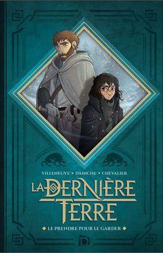 LA DERNIÈRE TERRE - BOOK COVER