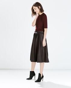 sequined skirt hampm and skirts on pinterest
