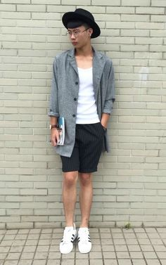 柯P也愛穿的西裝短褲,其實是搭配達人時尚指標? | Dappei