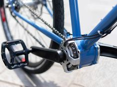 Kervelo Quartz is the most integrated drivetrain for e-bikes