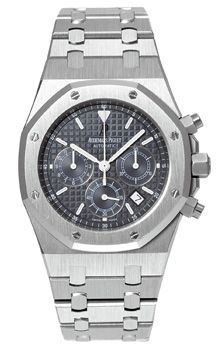 Audemars Piguet Royal Oak Chronograph Stainless Steel on Stainless Steel Bracelet Brand New Interest free Credit: Deposit £1477.00 followed by 36 monthly payments £369.25 (Subject to Status) £14,770.00 01254 690996/01282 616104 http://www.humberstonesjewellers.co.uk/audemars-piguet-royal-oak-chronograph-stainless-steel-on-stainless-steel-bracelet-26300st-brand-new/