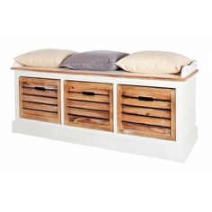 """""""Audrey"""" pad Kidsroom, Entryway Bench, Furniture Decor, Storage, Table, Home Decor, Room Ideas, Shopping, Products"""
