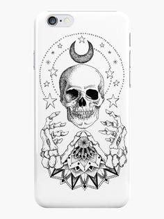 Deko Totenkopf  Spirit of the Wolf Deko Schädel Totenschädel Grusel Skull