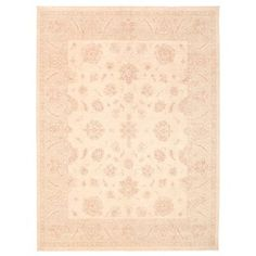 Shop for Herat Oriental Afghan Hand-knotted Vegetable Dye Oushak Wool Rug (9'1 x 12'2). Get free shipping at Overstock.com - Your Online Home Decor Outlet Store! Get 5% in rewards with Club O! - 20918590