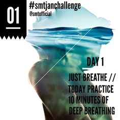 Day 1 // Task 1 | Practice 10 Minutes of Deep Breathing.