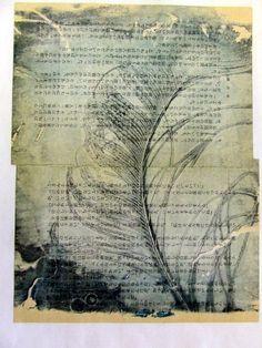 playing with gelatin prints by Jan Kierzkowski