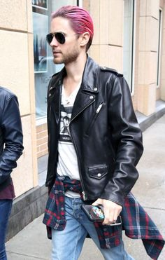LovefromMars • polish-echelon:   Jared Leto out in NYC (November...