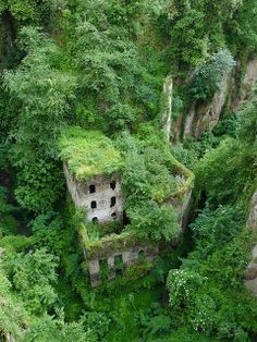 Vallone dei mulini Sorrento - via I Love Italy's photo on Google+
