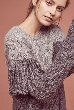 Shop the Aumar Fringed Wool Pullover and more Anthropologie at Anthropologie today. Read customer reviews, discover product details and more.