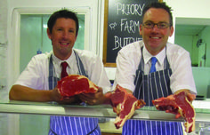 A local institution, the butcher at Priory Farm Shop supports Surrey and Sussex farmers to ensure its counter is stocked with the freshest and best quality meat: http://po.st/gKpH8u